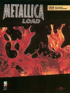 Mama Said - Metallica - Collection of Drum Transcriptions / Drum Sheet Music - Cherry Lane Music MLDPA
