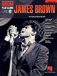 Call Me Super Bad (Parts 1, 2 & 3) - James Brown - Collection of Drum Transcriptions / Drum Sheet Music - Hal Leonard JBSDPA