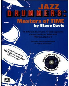 Invitation - Jamey Aebersold - Collection of Drum Transcriptions / Drum Sheet Music - Jamey Aebersold JDMTB