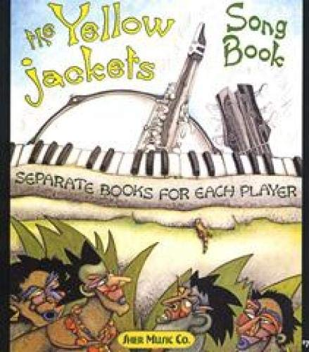 The Yellow Jackets Songbook publication cover