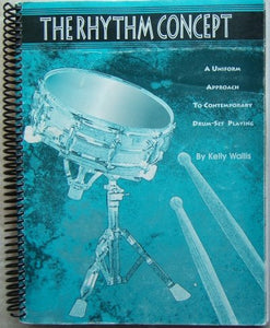 Walk This Way - Aerosmith - Collection of Drum Transcriptions / Drum Sheet Music - Kelly Wallis Music Publications