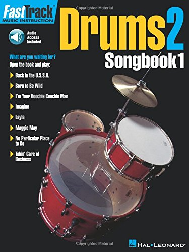 Back in the U.S.S.R. - The Beatles - Collection of Drum Transcriptions / Drum Sheet Music - Hal Leonard D2S1FT