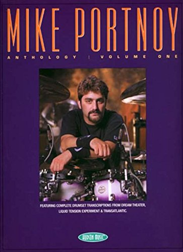 When the Water Breaks - Mike Portnoy - Collection of Drum Transcriptions / Drum Sheet Music - Hudson Music MPAV8
