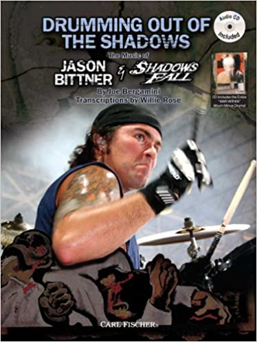 Thoughts without Words - Shadows Fall - Collection of Drum Transcriptions / Drum Sheet Music - Beacon Music