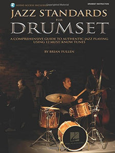 Don't Get Around Much Anymore - Brian Fullen - Collection of Drum Transcriptions / Drum Sheet Music - Hal Leonard JSDCGAJP