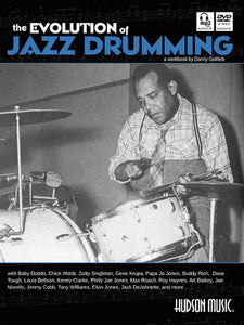 Billie's Bounce - Keith Jarrett - Collection of Drum Transcriptions / Drum Sheet Music - Hudson Music EJDWADS