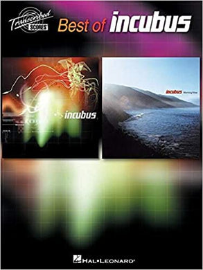 11 A.M. - Incubus - Collection of Drum Transcriptions / Drum Sheet Music - Hal Leonard BOITS
