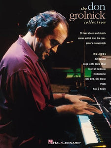 The Don Grolnick Collection - Transcribed publication cover