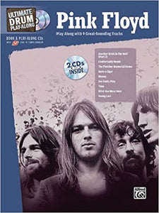Time - Pink Floyd - Collection of Drum Transcriptions / Drum Sheet Music - Alfred Music PFUDP