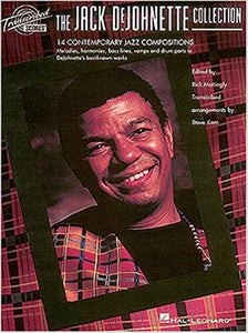 Irresistible Forces - Jack DeJohnette - Collection of Drum Transcriptions / Drum Sheet Music - Hal Leonard JDCTS