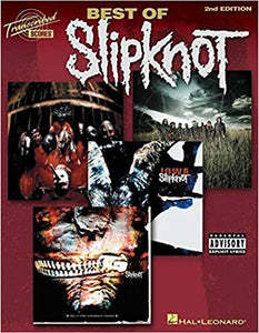 (Sic) - Slipknot - Collection of Drum Transcriptions / Drum Sheet Music - Hal Leonard BOSTS