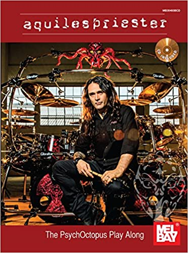 Aquiles Priester-PsychOctopus Play Drum Along publication cover