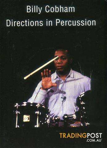 Mushu Creole Blues - Billy Cobham - Collection of Drum Transcriptions / Drum Sheet Music - International Music BCDIP