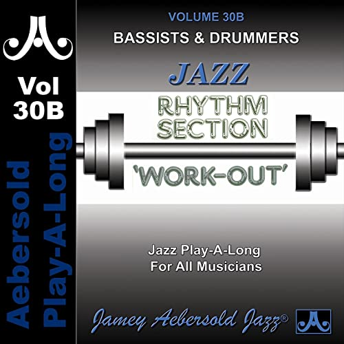 Tippin' Time - Jamey Aebersold - Collection of Drum Transcriptions / Drum Sheet Music - Jamey Aebersold RSWBD