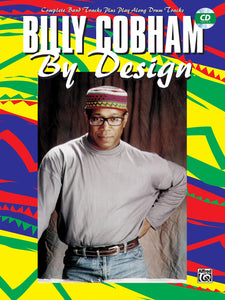 Slidin' By - Billy Cobham - Collection of Drum Transcriptions / Drum Sheet Music - Alfred Music BCDB