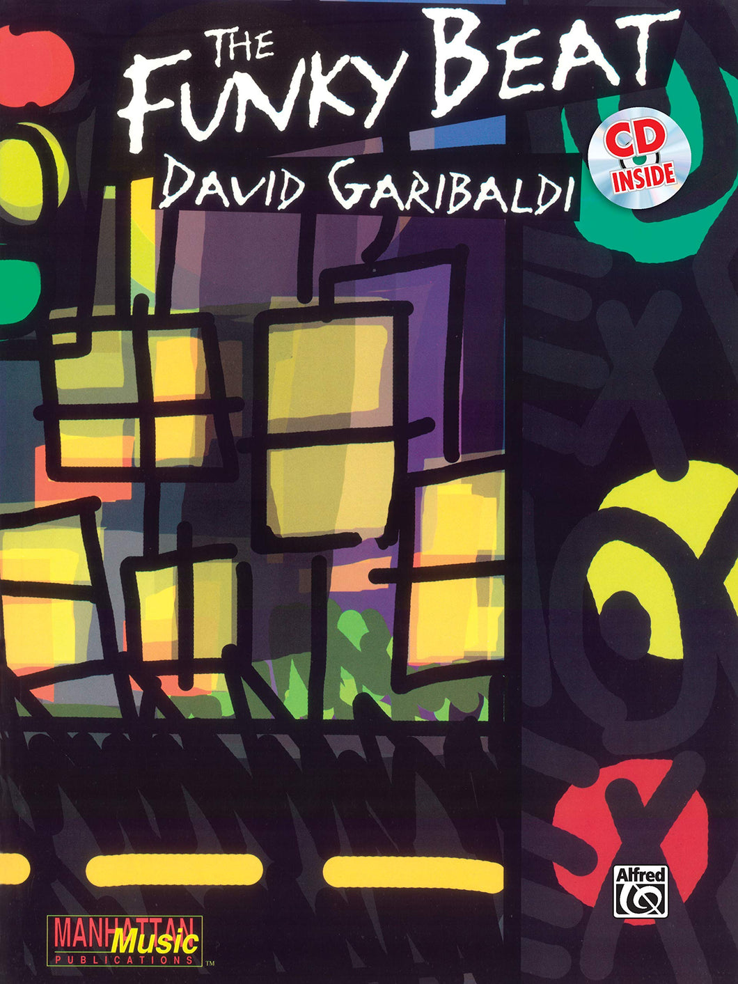 The Box - David Garibaldi - Collection of Drum Transcriptions / Drum Sheet Music - Alfred Music TFBDG