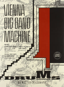 Latin Touch - Vienna Big Band Machine - Collection of Drum Transcriptions / Drum Sheet Music - Alfred Music VBBMMD