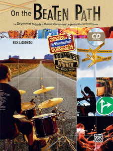 Motorbreath - Metallica - Collection of Drum Transcriptions / Drum Sheet Music - Alfred Music OBPDGMS
