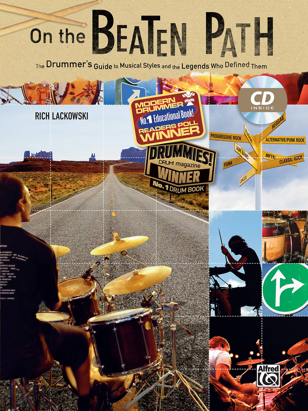 Limb by Limb - Phish - Collection of Drum Transcriptions / Drum Sheet Music - Alfred Music OBPDGMS