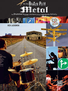 One  - Metallica - Collection of Drum Transcriptions / Drum Sheet Music - Alfred Music OBPMDGGLWDI