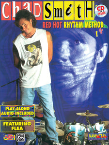 Higher Ground - Red Hot Chili Peppers - Collection of Drum Transcriptions / Drum Sheet Music - Alfred Music CSRHRM