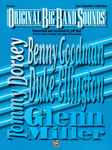 Don't Be That Way - Benny Goodman - Collection of Drum Transcriptions / Drum Sheet Music - Alfred Music BGDEGMOBBSD