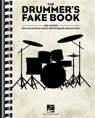 The Drummer's Fake Book publication cover