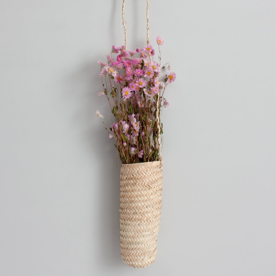 Long Handled Hanging Basket