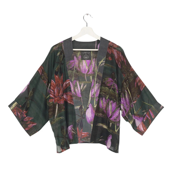 Marianne North Indian Lily Kimono