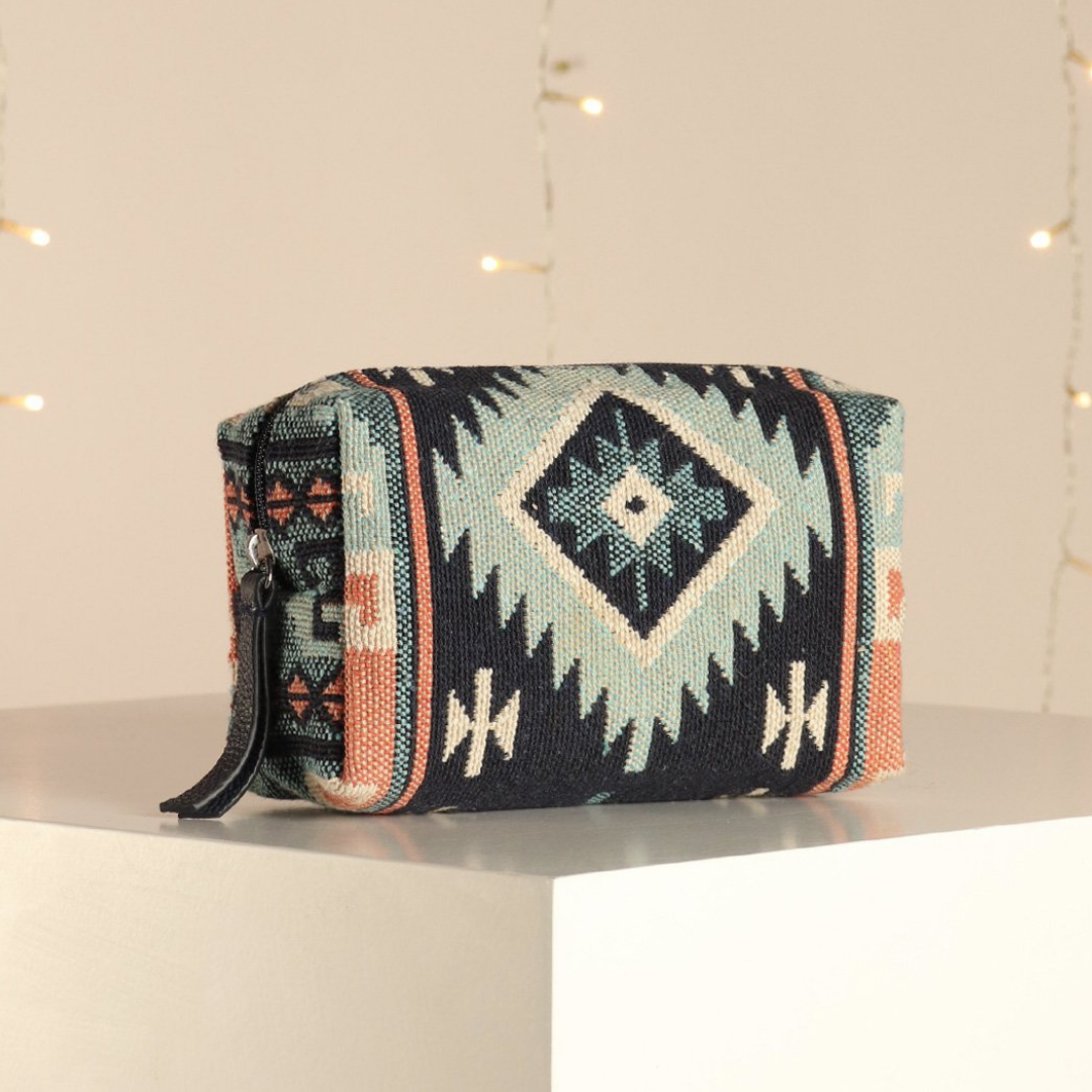 Aztec Cosmetic Bag