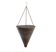 Abari Tapered Hanging Planter
