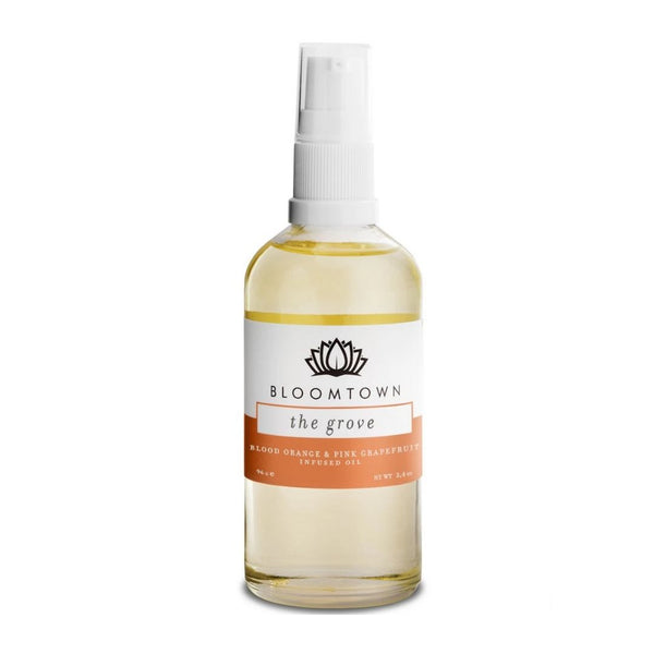Body & Bath Oil - The Grove (Blood Orange & Pink Grapefruit)