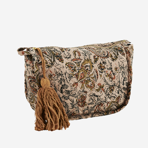 Printed Make Up Bag - Small