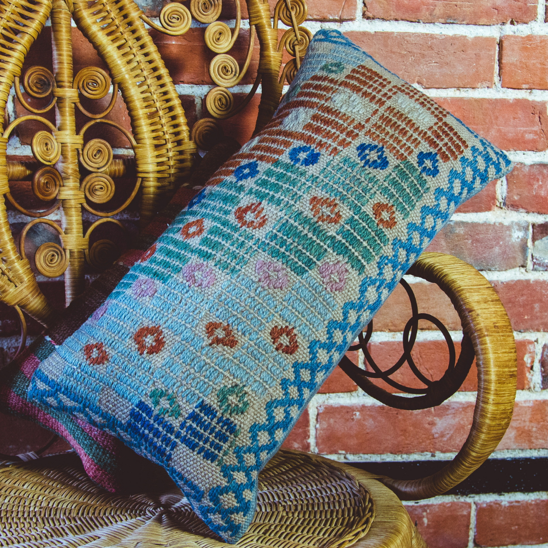 Statement Kilim Style Cushion