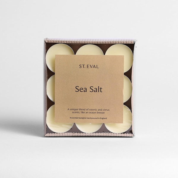 St. Eval Sea Salt Tealights