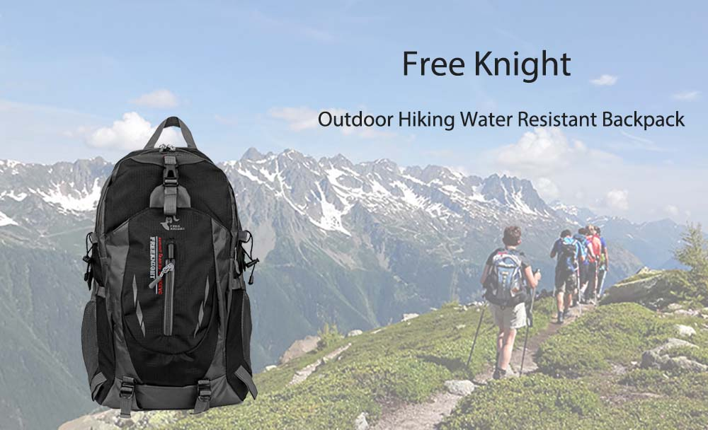 Free Knight Outdoor Water Resistant Rucksack Travel Backpack