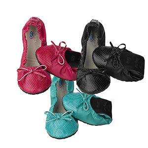 Pocket Ballerina Party Feet Scholl