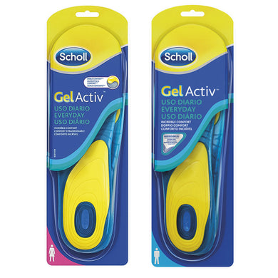 Solette Gel Activ Every Day uomo e donna Dr Scholl