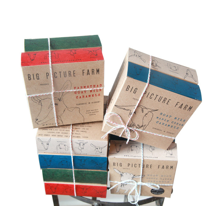 Farm Box Gift Set