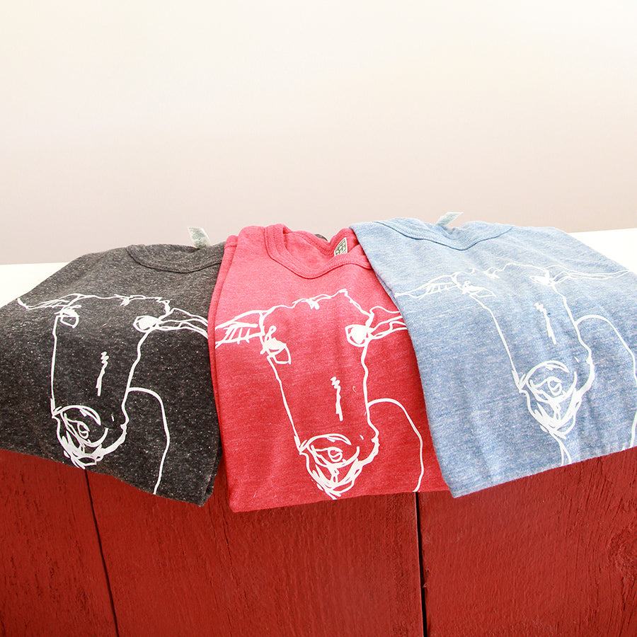 SUPER SOFT GOAT T-SHIRTS!