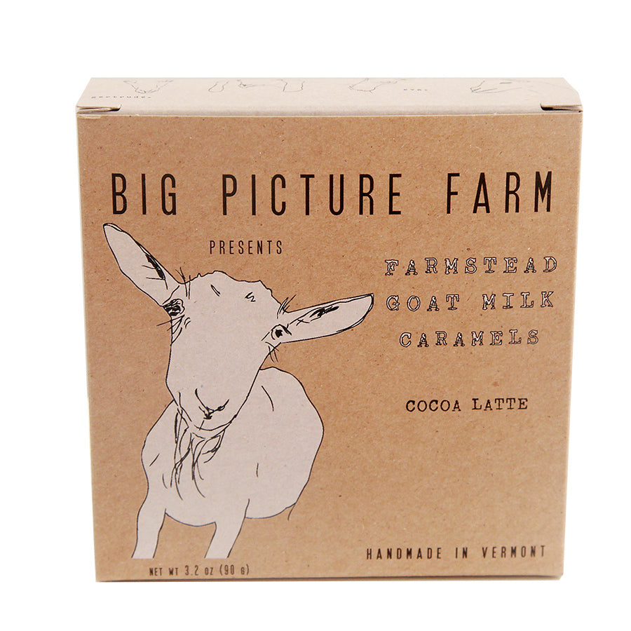 Cocoa Latte Farm Box