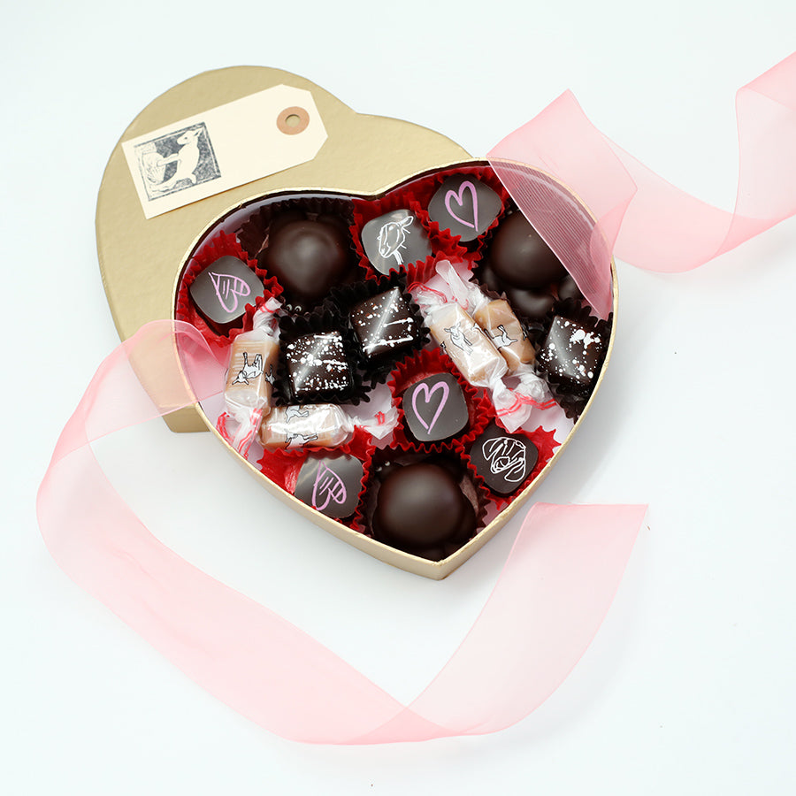 the ULTIMATE Valentines Confection Collection