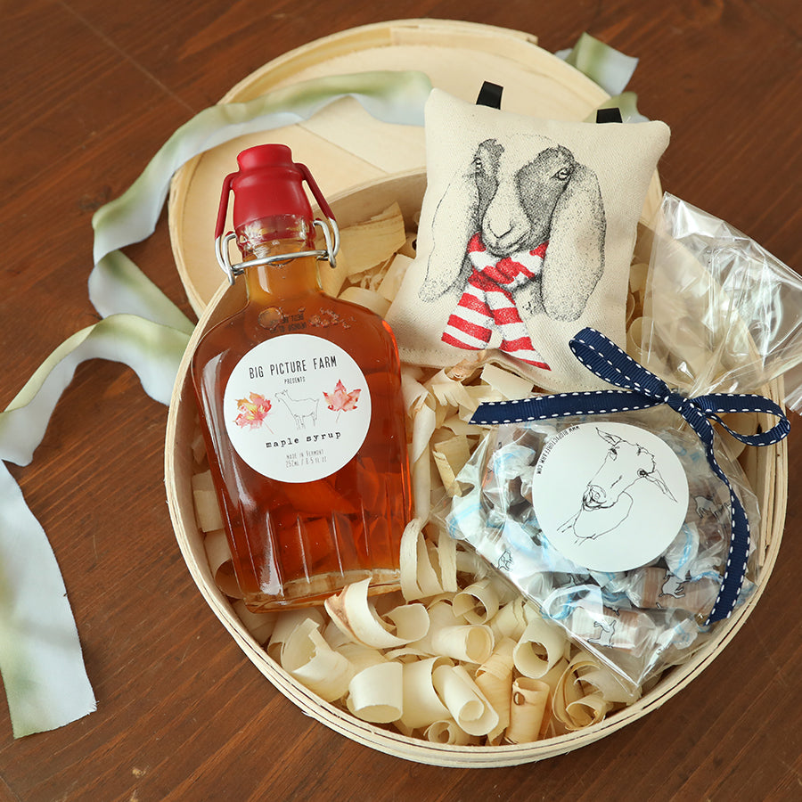 Maple Lover's Holiday Basket