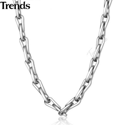 46cm Stainless Steel Necklace