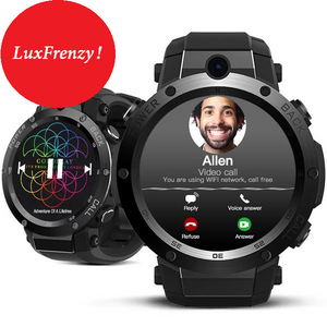 SmartWatch: Android Thor S 3G GPS 1.39inch Android 5.1 MTK6580 1.0GHz 1GB+16GB BT 4.0