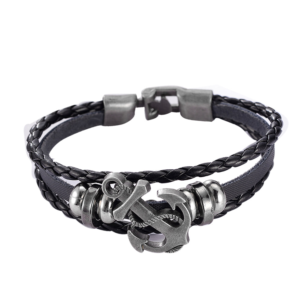 Anchor Themed Bracelet