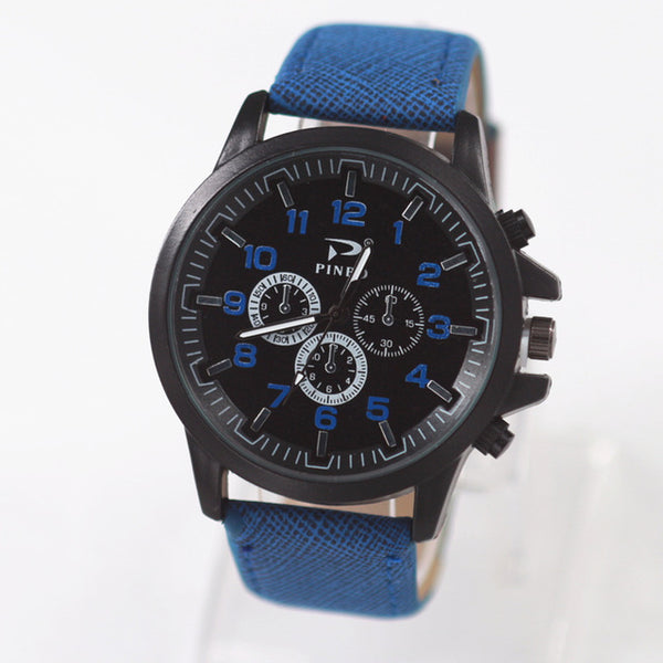 Hardlex Shock Resistant Outdoor Sports Watch