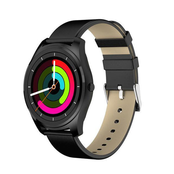 SmartWatch: Android/iPhone DI03 IP67 Fitness Tracker Heart Rate Monitor Pedometer w/ Bluetooth & Sleep Monitor