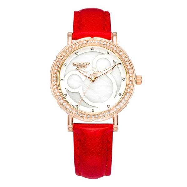 Limited Edition  MINNIE Themed Quartz Watch