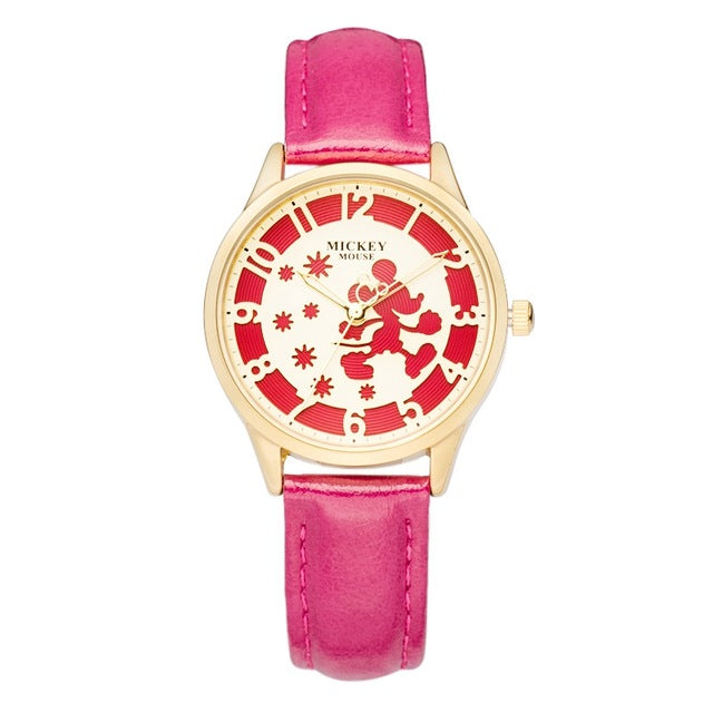 Limited Edition MICKEY Themed Quartz Movement Wristwatch